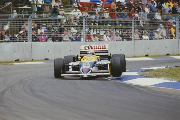 Mansell At Australian Grand Prix:ニュース(壁紙.com)