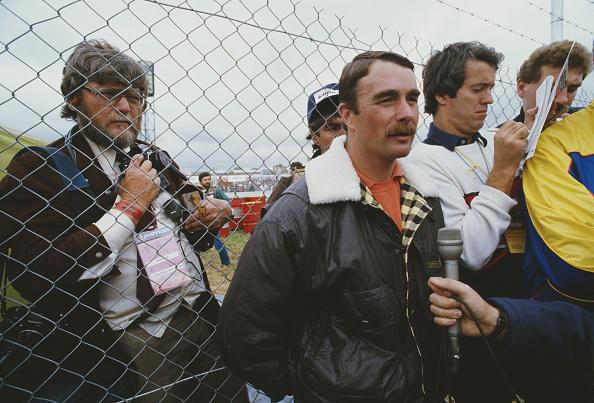 F1オーストラリア・グランプリ「Mansell At Australian Grand Prix」:写真・画像(8)[壁紙.com]