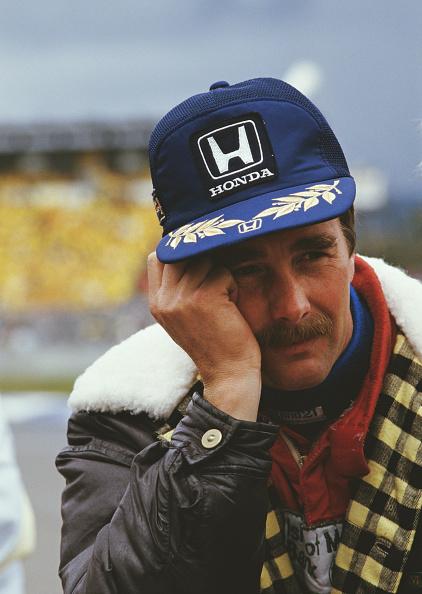 F1オーストラリア・グランプリ「Mansell At Australian Grand Prix」:写真・画像(6)[壁紙.com]