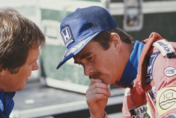 F1オーストラリア・グランプリ「Mansell At Australian Grand Prix」:写真・画像(16)[壁紙.com]