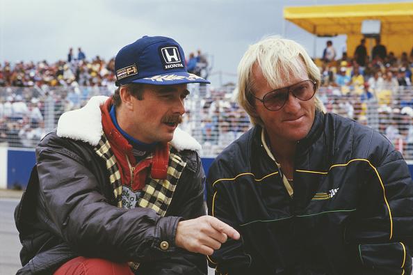 F1オーストラリア・グランプリ「Mansell At Australian Grand Prix」:写真・画像(19)[壁紙.com]