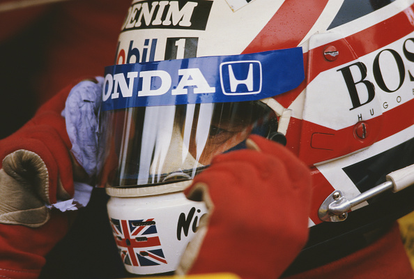 F1オーストラリア・グランプリ「Mansell At Australian Grand Prix」:写真・画像(17)[壁紙.com]