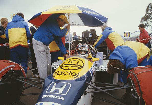 F1オーストラリア・グランプリ「Mansell At Australian Grand Prix」:写真・画像(7)[壁紙.com]