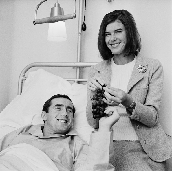 Misfortune「Jackie Stewart in hospital」:写真・画像(17)[壁紙.com]