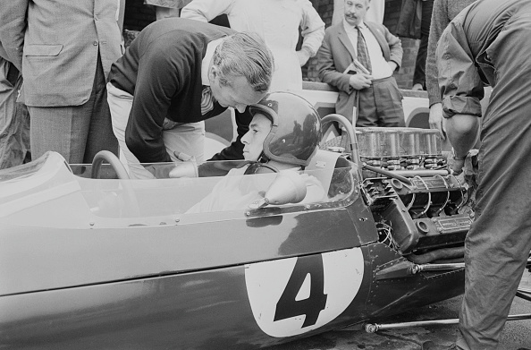 Pit Stop「1963 British Grand Prix」:写真・画像(0)[壁紙.com]