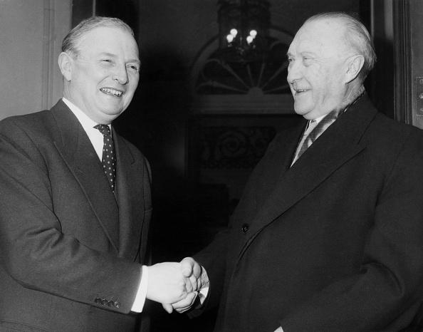 Fred Ramage「Lloyd And Adenauer」:写真・画像(17)[壁紙.com]