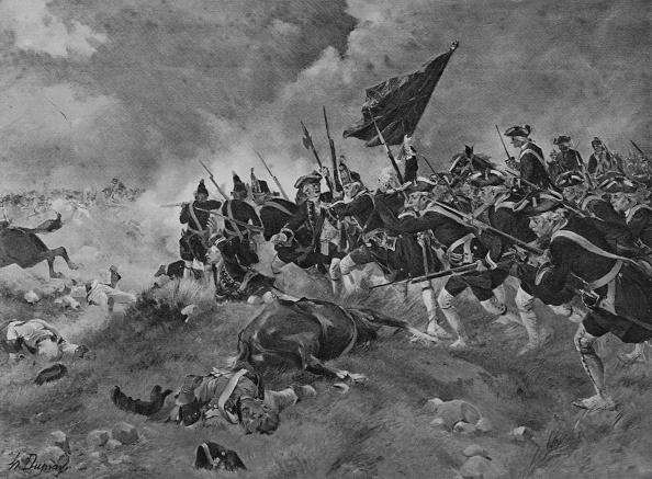 Austrian Culture「The Battle of Dettingen」:写真・画像(12)[壁紙.com]