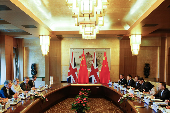 Strategy「China-UK Strategic Dialogue Helds In Beijing」:写真・画像(10)[壁紙.com]