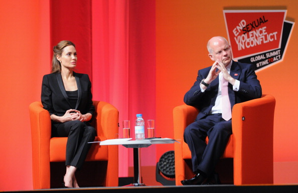 Eamonn M「Global Summit To End Sexual Violence In Conflict」:写真・画像(3)[壁紙.com]