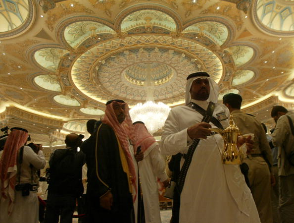 Finance「OPEC Heads Of State Gather In Saudi Arabia」:写真・画像(13)[壁紙.com]