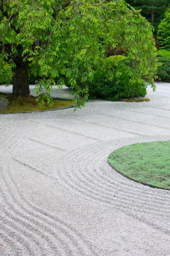 Rock Garden「Rock garden, Japanese garden, Oregon, USA」:スマホ壁紙(15)