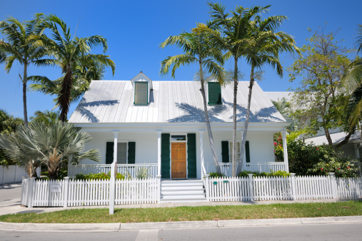 Southern USA「townhouse in Key West Florida」:スマホ壁紙(11)