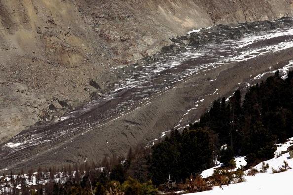 アレッチ氷河「Aletsch Glacier Retreat Continues」:写真・画像(5)[壁紙.com]