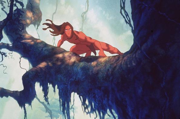 Movie「The New Animated Movie Tarzan」:写真・画像(15)[壁紙.com]