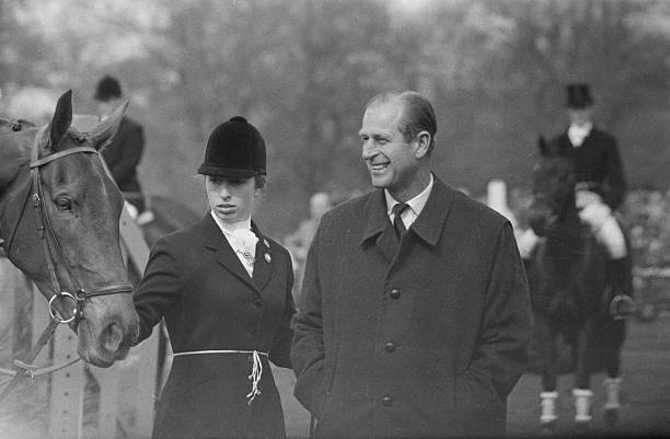 Princess Anne And Prince Philip:ニュース(壁紙.com)
