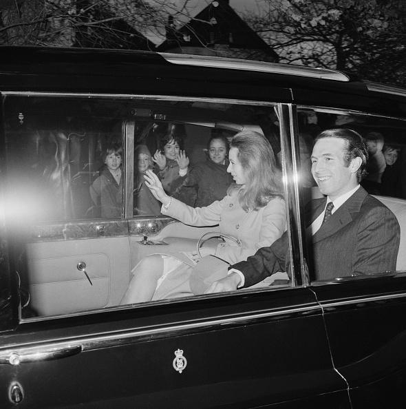 Princess Anne - Princess Royal「Princess Anne And Mark Phillips On Honeymoon」:写真・画像(16)[壁紙.com]