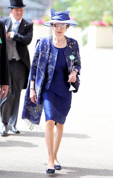 Princess Anne - Princess Royal「2021 Royal Ascot - Day One」:写真・画像(18)[壁紙.com]