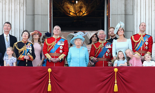 Royalty「HM The Queen Attends Trooping The Colour」:写真・画像(2)[壁紙.com]