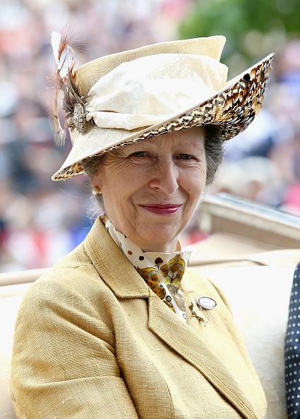 Princess Anne - Princess Royal「Royal Ascot - Day 1」:写真・画像(2)[壁紙.com]
