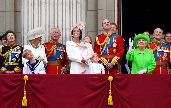 Prince - Royal Person「Trooping The Colour 2016」:写真・画像(7)[壁紙.com]
