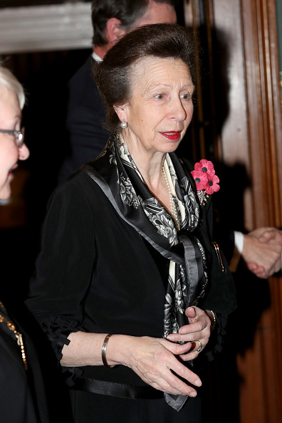 Princess Anne - Princess Royal「The Queen And Members Of The Royal Family Attend The Annual Royal British Legion Festival Of Remembrance」:写真・画像(11)[壁紙.com]
