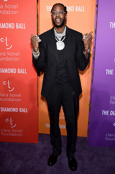 Monogram「Rihanna's 5th Annual Diamond Ball Benefitting The Clara Lionel Foundation - Arrivals」:写真・画像(10)[壁紙.com]