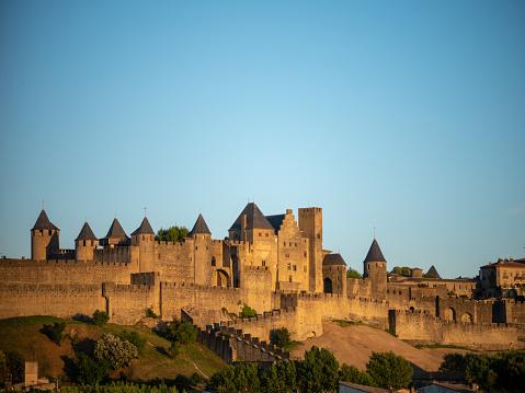 Castle「Carcassonne, France」:スマホ壁紙(13)