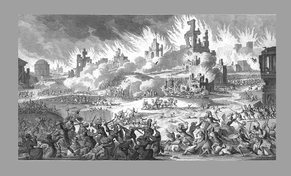 Destruction「The Destruction Of Jerusalem And The Temple」:写真・画像(0)[壁紙.com]
