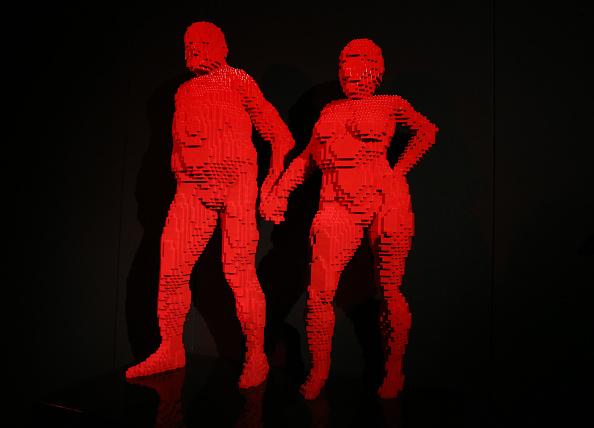 Sculpture「Art Of The Brick Press Preview」:写真・画像(17)[壁紙.com]
