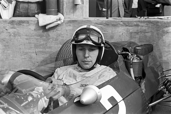 Ferrari「John Surtees, Grand Prix Of Italy」:写真・画像(16)[壁紙.com]
