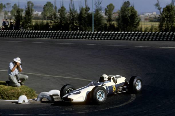 John Surtees, Grand Prix Of Mexico:ニュース(壁紙.com)