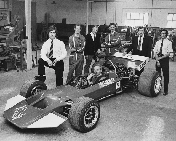 Grand Prix Motor Racing「Peter Connew F1 car designer」:写真・画像(16)[壁紙.com]