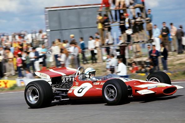 モータースポーツ グランプリ「John Surtees, Grand Prix Of Spain」:写真・画像(10)[壁紙.com]