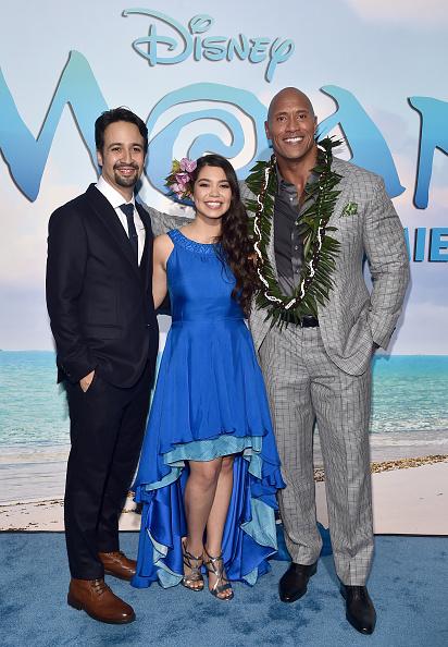 "El Capitan Theatre「The World Premiere of Disney's ""MOANA""」:写真・画像(3)[壁紙.com]"