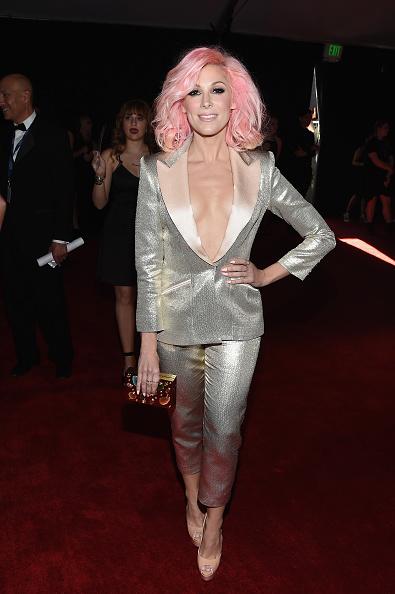 Pink Hair「The 58th GRAMMY Awards - Red Carpet」:写真・画像(12)[壁紙.com]
