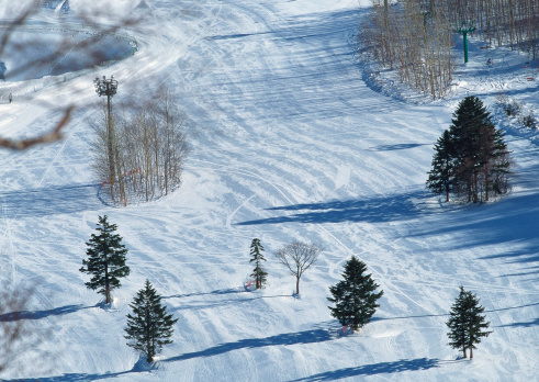 Ski Resort「Slope」:スマホ壁紙(14)