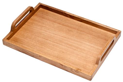 Tray「Wooden tray」:スマホ壁紙(9)