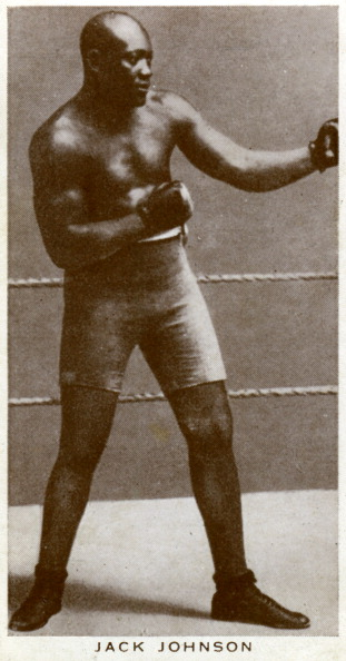 Boxer Jack Johnson「Jack Johnson, American boxer, (1938).」:写真・画像(17)[壁紙.com]