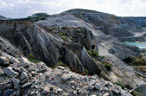 Extreme Terrain「China Clay quarry, St. Austell, Cornwall, UK」:写真・画像(13)[壁紙.com]