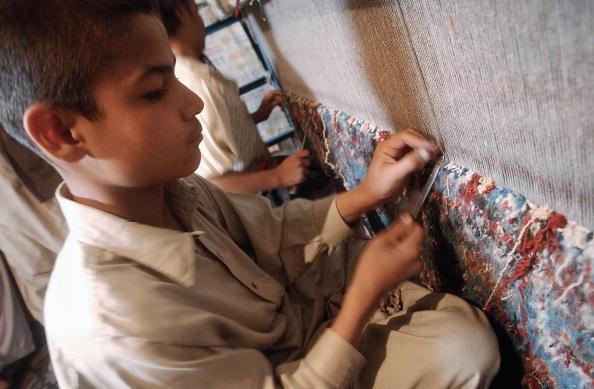 Kabul「Rug Making In Kabul」:写真・画像(6)[壁紙.com]