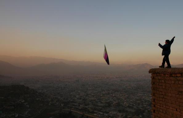 Taliban「Kabul Is Shown In Transition」:写真・画像(13)[壁紙.com]