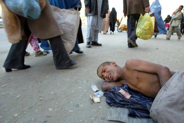 Begging - Social Issue「Beggars in Kabul」:写真・画像(10)[壁紙.com]