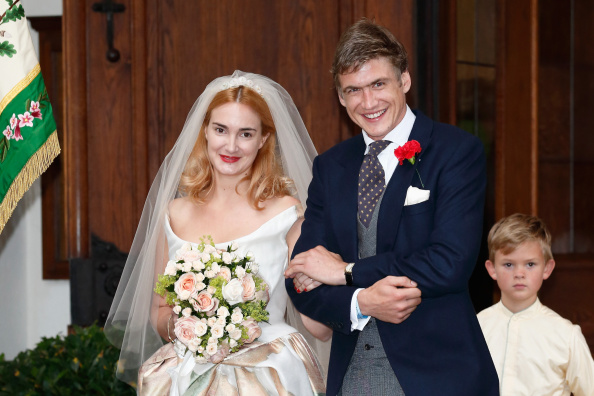 Bridegroom「Wedding Of Maria Theresia Princess von Thurn und Taxis And Hugo Wilson」:写真・画像(13)[壁紙.com]