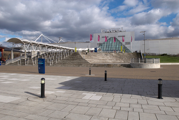 Vitality「Excel Centre at Royal Victoria Dock, East London, UK」:写真・画像(0)[壁紙.com]