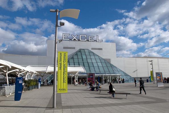 Outdoors「Excel Centre at Royal Victoria Dock, East London, UK」:写真・画像(8)[壁紙.com]