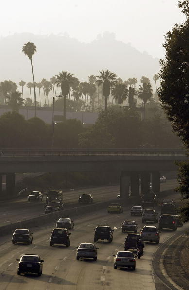 Traffic「Proposal To Reduce Auto Emissions In California」:写真・画像(9)[壁紙.com]