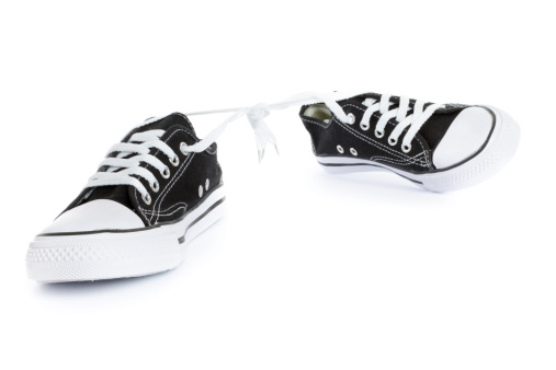 Shoelace「tennis shoes」:スマホ壁紙(10)