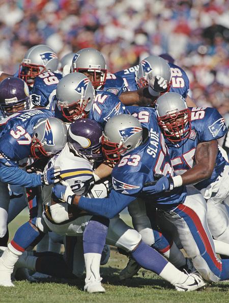 New England Patriots「Minnesota Vikings vs New England Patriots」:写真・画像(6)[壁紙.com]