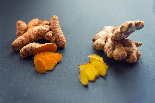Tasting「Turmeric and Ginger」:スマホ壁紙(7)