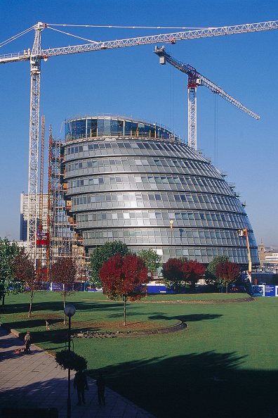 Grass Family「City Hall: Greater London Authority GLA Building, by Tower Bridge, South Bank, Southwark, London, United Kingdom. Architects: Foster and Partners. Engineers: Arup.」:写真・画像(8)[壁紙.com]